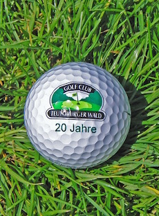Designa din egen golfboll
